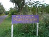 Neighboring city of Ngatangi'ia...we stayed in Titikaveka