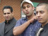 Basharat and Atif in Rotherham