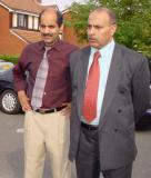 Haji Aziz and Haji Bashir