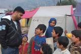 Muzaffarabad visit
