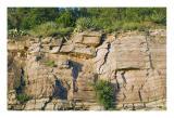 Roadcut, Granite Shoals