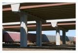 Skyway w train2, Round Rock