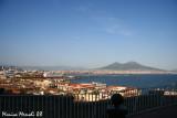Panorama da monte Echia