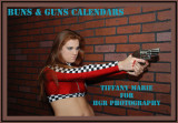 Tiffany Marie Buns and Guns 357 Smith & Wesson