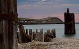 Copano Bridge & Pilings