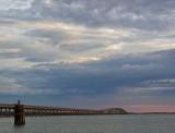 Copano Bridge & Sky