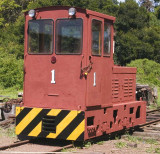 Katie after painting in 2005- rear