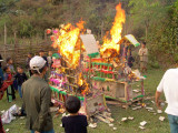 Yao Mun ceremony for the spirits of the departed