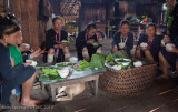 Food and food preparation in Luang Namtha, Laos