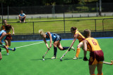 NSW Arrows vs Qld Scorchers Rep Hockey trial