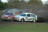 Croft Rallycross Superprix 2008