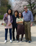 P1000460 Misun, Mom, Sunny, Jake