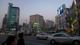 P1000433 Seoul at Dusk