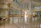 Inside the Mosque *