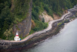 The Seawall at Stanley Park