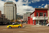 Red White Blue and Gold... Colorful Colorado Springs