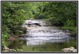 Coonville Creek Waterfall (I)