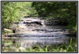 Coonville Creek Waterfall (II)