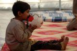 IDPs camp in Balakot Valley