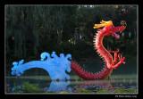 Dragon azuré (la Magie des lanternes)