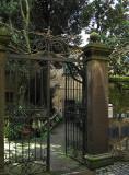 Garden gate8569
