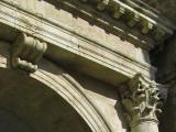 Detail of the arch at the Piazza della Repubblica8576