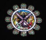 Rose Window of San Andrea8592