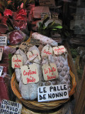 Umbrian specialties-- sausages8632