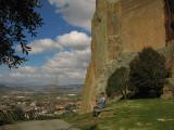 Orvieto -- A walk around the Rupa