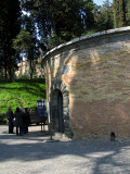 Pozzo di San Patrizio, entrance8911