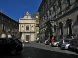 Piazza Scalza, Chiesa degli Scalzi8942