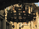 Chandelier in the gate9921