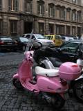 A Pink Vespa1098