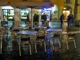 Rainy Evening in Largo dei Librari1130