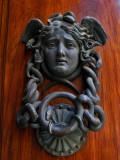 Medusa on a DoorVia XX Settembre1513