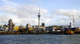 The  other side of Auckland