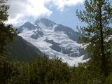 Glacial Scene