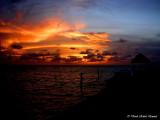 Ambergris Caye Sun Rise