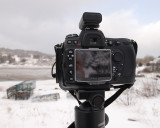 D300 does the cold snap