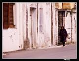 Typical scene in a Creten Village