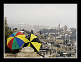 jerusalem from Sherover Boulevade
