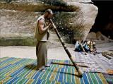 Assaf Peleg, Israeli Master Crafstman of the Aboriginal Didgeridoo