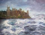 Castel in Scotia-(colectie autor)