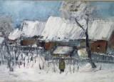 Iarna(colectie particulara)