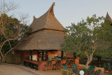 Mandina Lodges bar