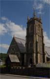 Aberaeron Church.