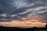 Sunset - 9 June 2010.