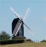 Post Mill near Rolveldon Kent.