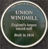 Cranbrook Smock mill.
