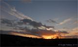 Sunset 17th.